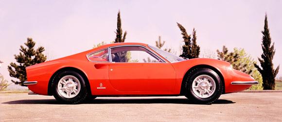 1967 Ferrari Dino 206 Gt Autoexquis Vintage